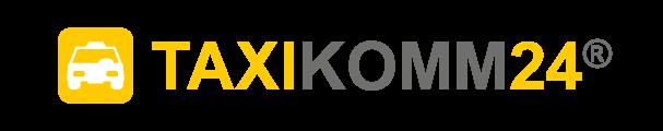Logo von TAXIKOMM24